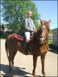 Lesley Hannell Equine Assisted Psychotherapy